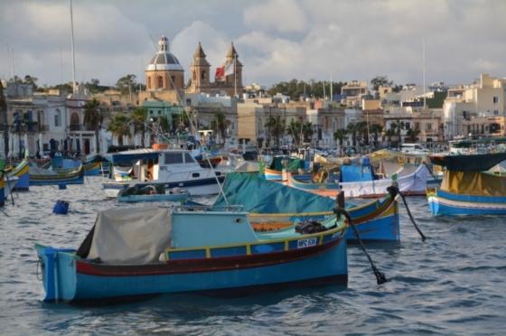 Psoty harce zbytki figle-migle czyli tydzie� na Malcie (wrzesie� 2016)