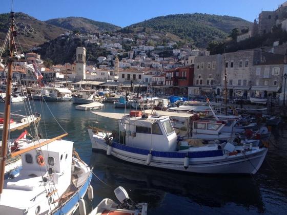 Grecja w październiku jest cudowna (Cyklady 2016)