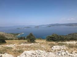 No i klasyczny, najpiękniejszy widok na Kornaty - Wyspa Żut foto: Basia