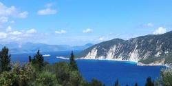Grecja, zachwycające Morze Jońskie,foto: kpt. Timi