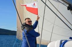Rejs sylwestrowy w Chorwacji - morska przygoda,foto: Młody (Szanta)