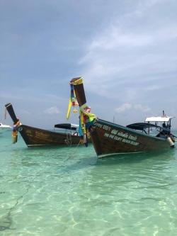 Katamaranem w Tajlandii - charter.pl foto: załoga s/y White Lotus