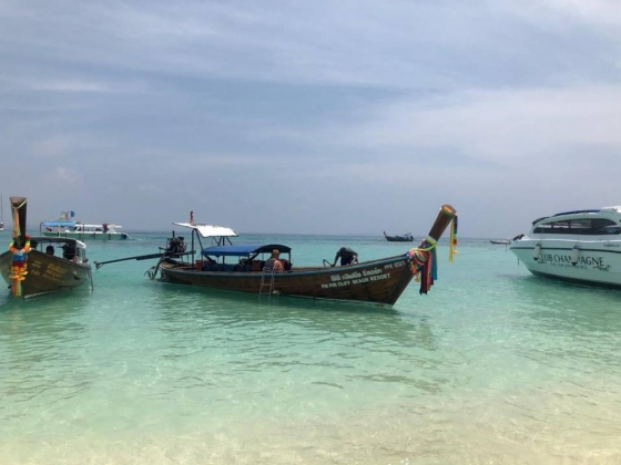 W poszukiwaniu wiosny (Tajlandia, marzec 2019)
