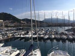 Wpadamy na kawkę do Salerno | Charter.pl foto: Piotr Kowalski