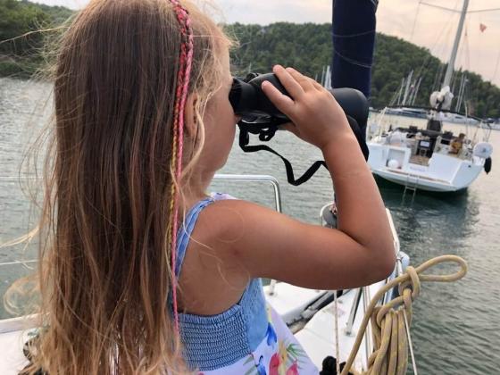Rodzinne żeglowanie w Chorwacji (wrzesień 2019)