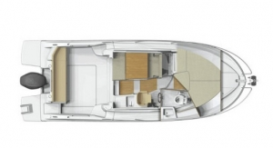 Beneteau Antares 8 | Charter.pl foto: http://www.masteryachting.hr
