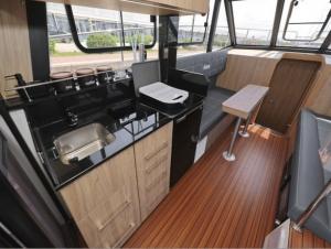 Futura 40 Grand Horizon | Charter.pl foto: www.masteryachting.hr