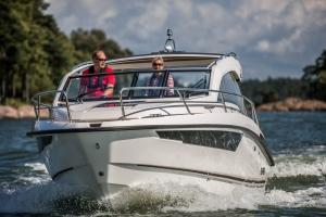 Jacht motorowy Flipper 900 ST | Charter.pl foto: www.flipperboats.fi