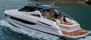 Jacht Focus Power 36 | Charter.pl foto: www.beta-charter.com
