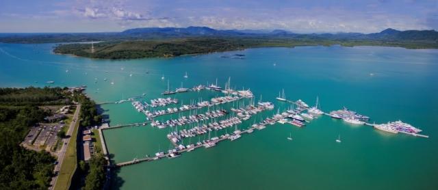 Phuket - Yacht Haven Marina