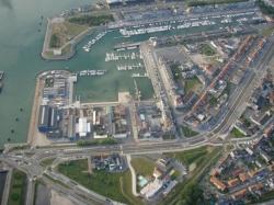 Zeebrugge foto: BZYC Marina