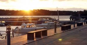 Sztokholm marina Lidingö-Gåshaga | Charter.pl foto: www.gashagamarina.se