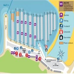 Plan portu foto: www.guide-du-port.com/port-saint-malo