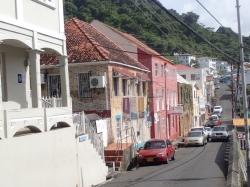 Stolica Grenady foto: Kasia Koj