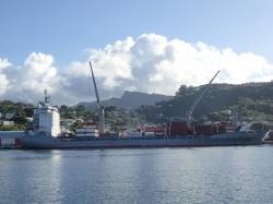 Grenada - wejście do St. Georges foto: Kasia Koj
