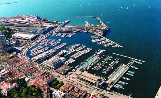 Triest - San Giusto Marina