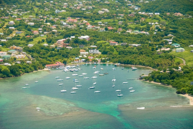 Saint Vincent - Blue Lagoon Marina