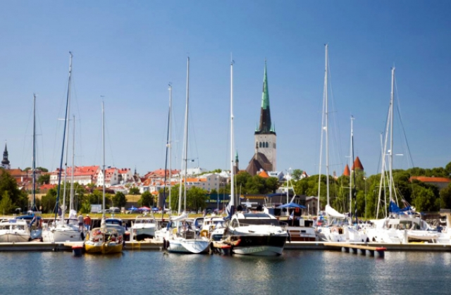 Tallinn- Old City Marina