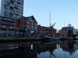Ipswich Marina foto: Kasia Koj