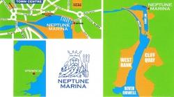 plan Neptune Marina foto: www.neptune-marina.com