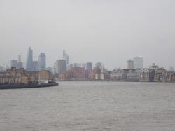 Tamiza, droga do Londynu foto: Kasia Koj