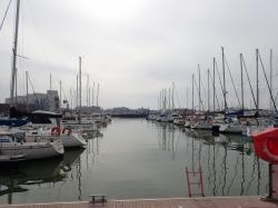 Port du Grand Large Dunkerque foto: Kasia Kowalska