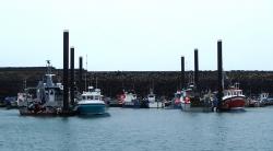 Port Saint Helier na wyspie Jersey foto: Katarzyna Kowalska
