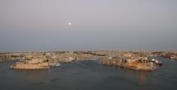 Widok na port z góry foto: Piotr Kowalski