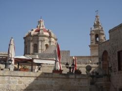 Na Malcie jest wiele ciekawych miejsc obejrzenia foto: Kasia Koj