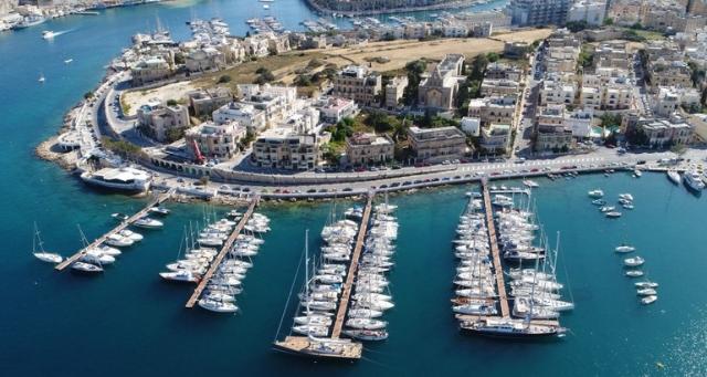 Valletta Ta' Xbiex, Roland Marina
