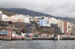 Śluza przed wejściem do mariny Santa Cruz, wyspa La Palma foto: Kasia Koj