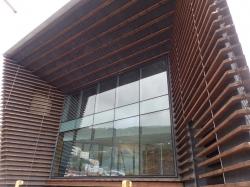 Biuro mariny, znajduje się na wprost wejścia foto: Kasia Koj
