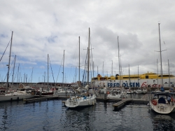 Marina Santa Cruz de La Palma foto: Kasia Koj