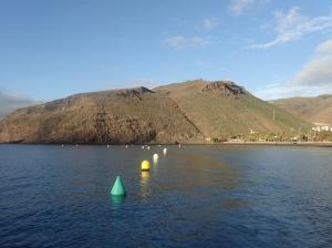Podejście do mariny San Sebastian jest bardzo dobrze oznakowane   Charter.pl foto: Kasia Kowalska
