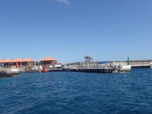 Marina San Sebastian na wyspie La Gomera   Charter.pl foto: Kasia Kowalska
