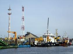 Port Oostende - charter.pl foto: Kasia Koj