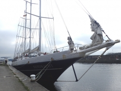 Żeglarskie klimaty w Ostendzie - Charter.pl foto: Kasia Koj