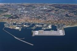 Widok portu po przebudowie - plany foto: www.skagenhavn.dk