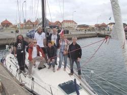 Skagen – wrota łączące Morze Północne z Bałtykiem foto: Kasia Koj