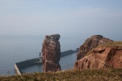 Wyspa Helgoland - rejs pływowy - charter.pl foto: Kasia Koj