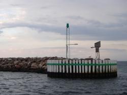 Wejście do portu Vestero Havn, wyspa Laeso | Charter.pl foto: Kasia Koj