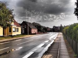 Krótka wycieczka po miasteczku foto: Kasia Koj