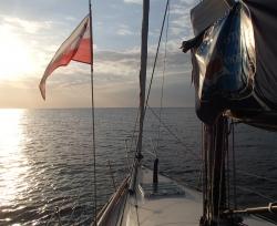Płyniemy dalej, jest jeszcze tyle miejsc do zobaczenia - Charter.pl foto: Katarzyna Kowalska