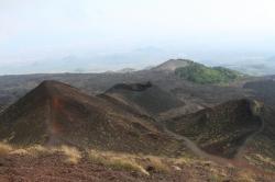 Wreszcie słynna Etna | Charter.pl foto: Kasia Koj
