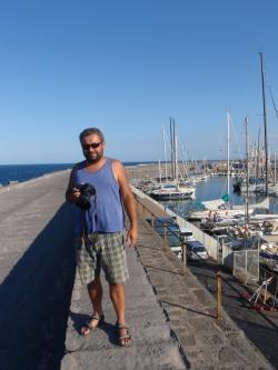 Ostatnie fotki w Katanii i płyniemy dalej | Charter.pl foto: Kasia Koj