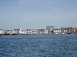 Portowe miasto Southampton | Charter.pl foto: Katarzyna Kowalska