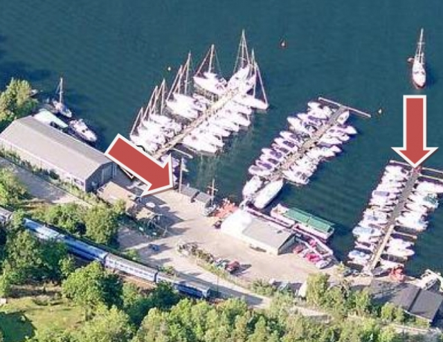 Sztokholm (Morningside Marina)