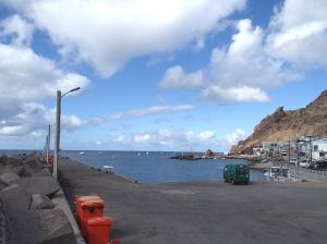 Port na wyspie Saba   Charter.pl foto: Kasia Koj