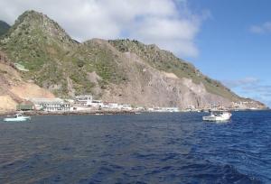 Żegnamy wyspę Sabę, ale na pewno tutaj wrócimy   Charter.pl foto: Kasia Kowalska