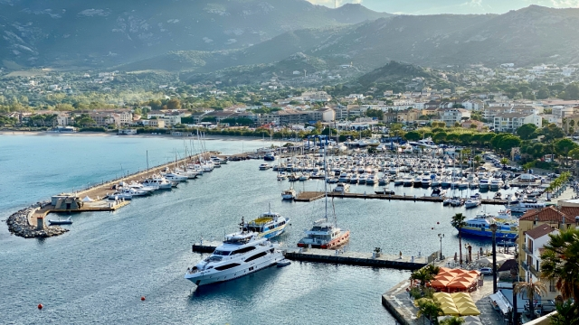 Port of Calvi